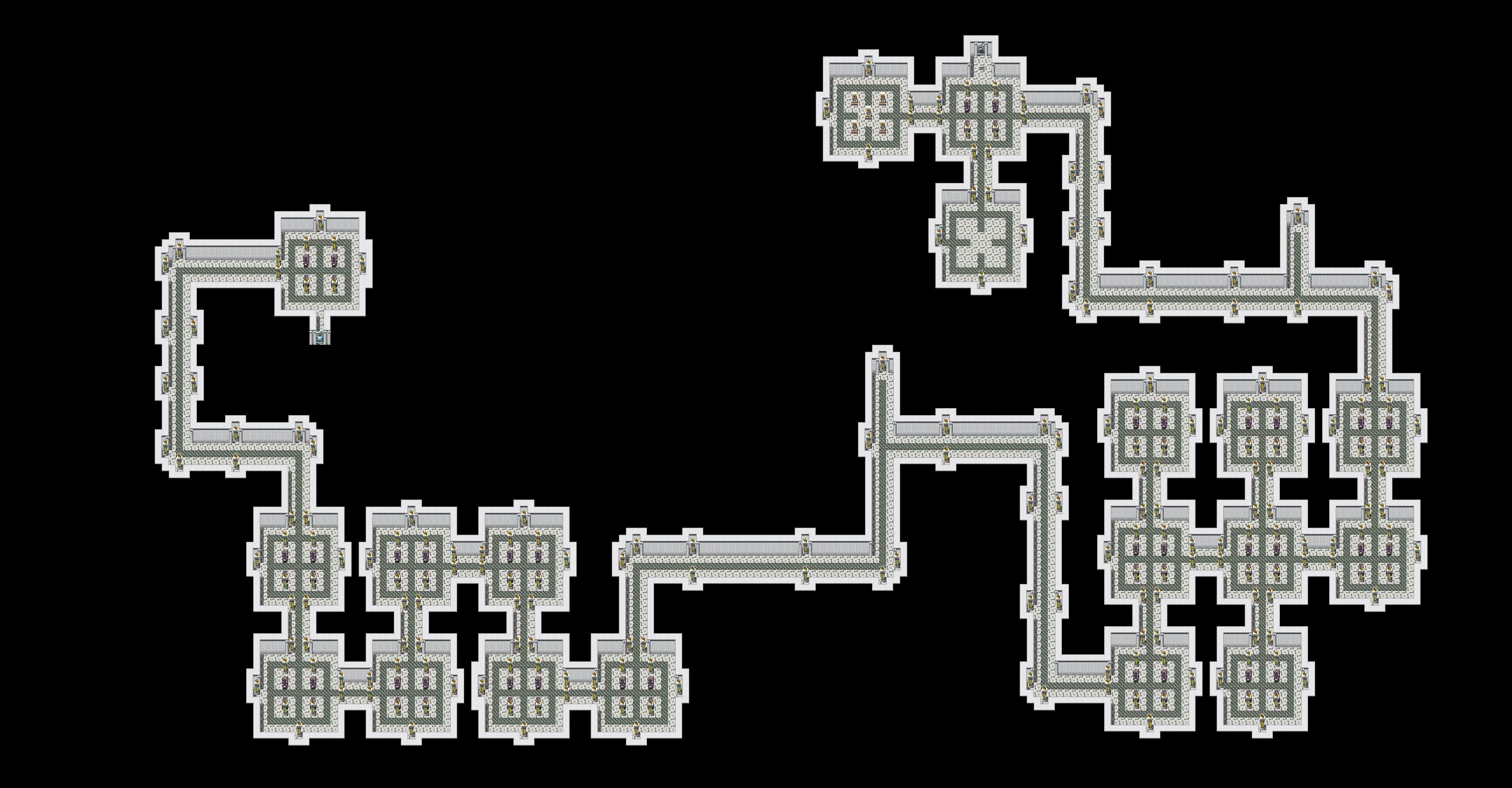 Catacombs B2