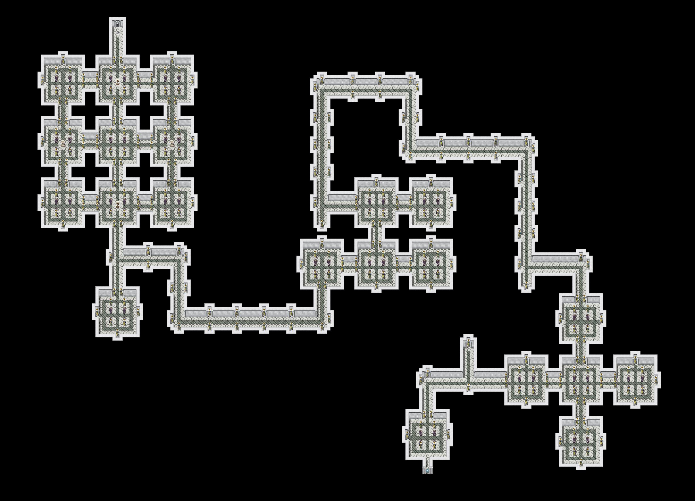 Catacombs B3