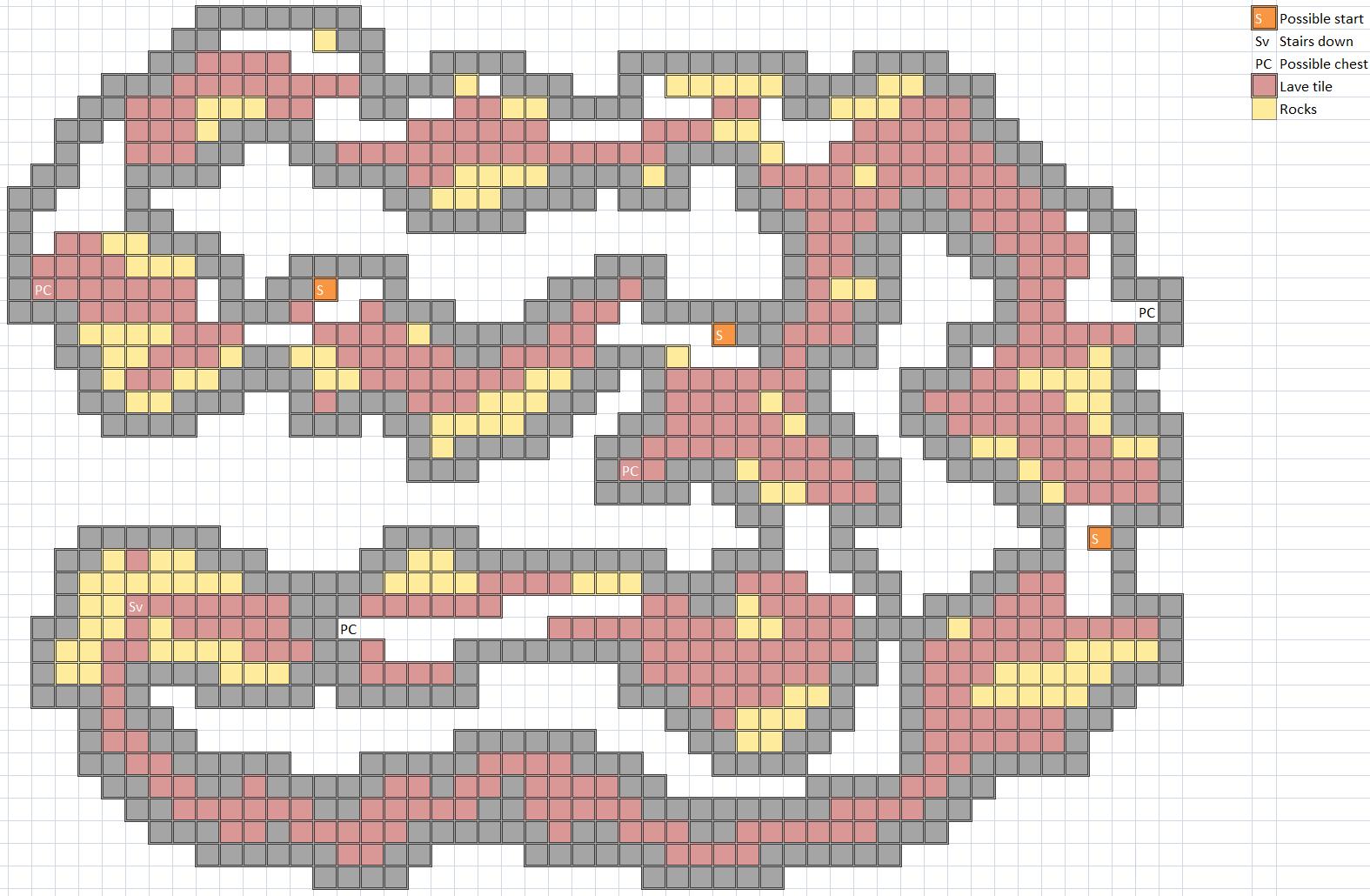 Spiral Lavaway Map